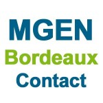 MGEN Bordeaux Espace personnel, Contact, Numéro de téléphone, Adresse
